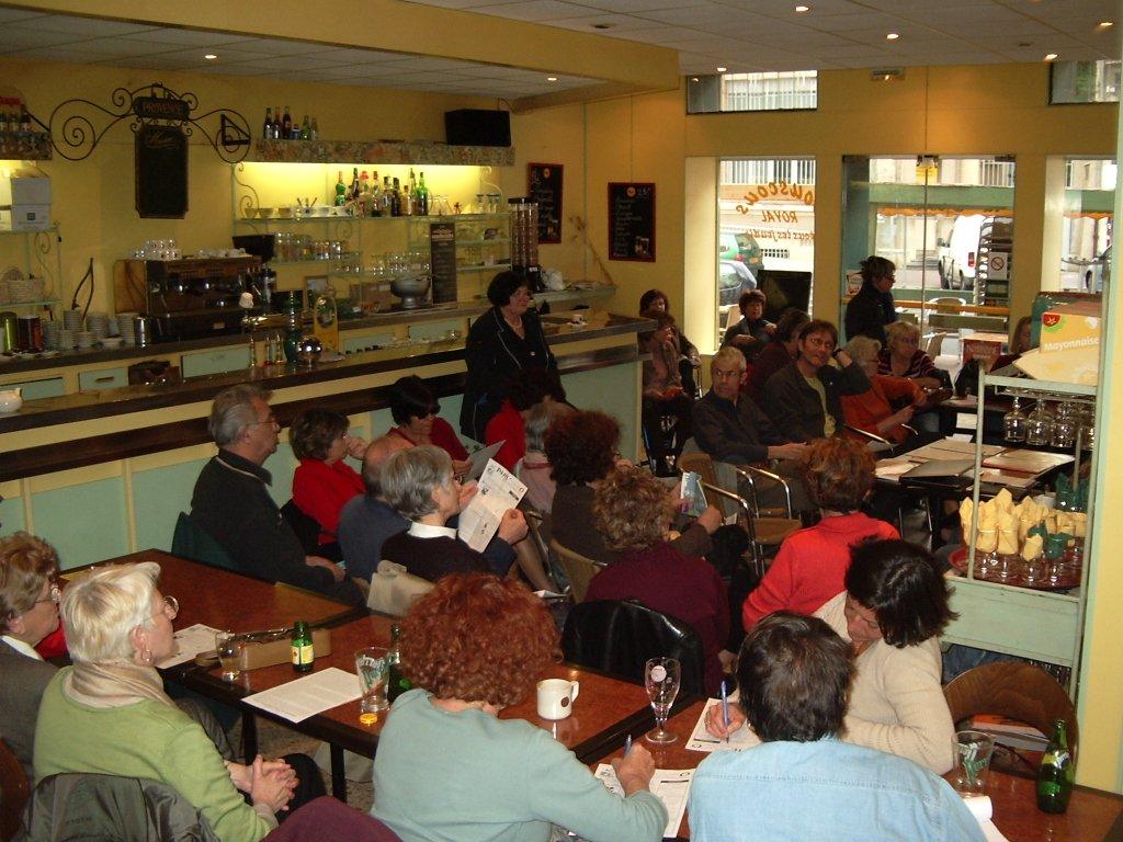 Café Philo de Narbonne - 2008
