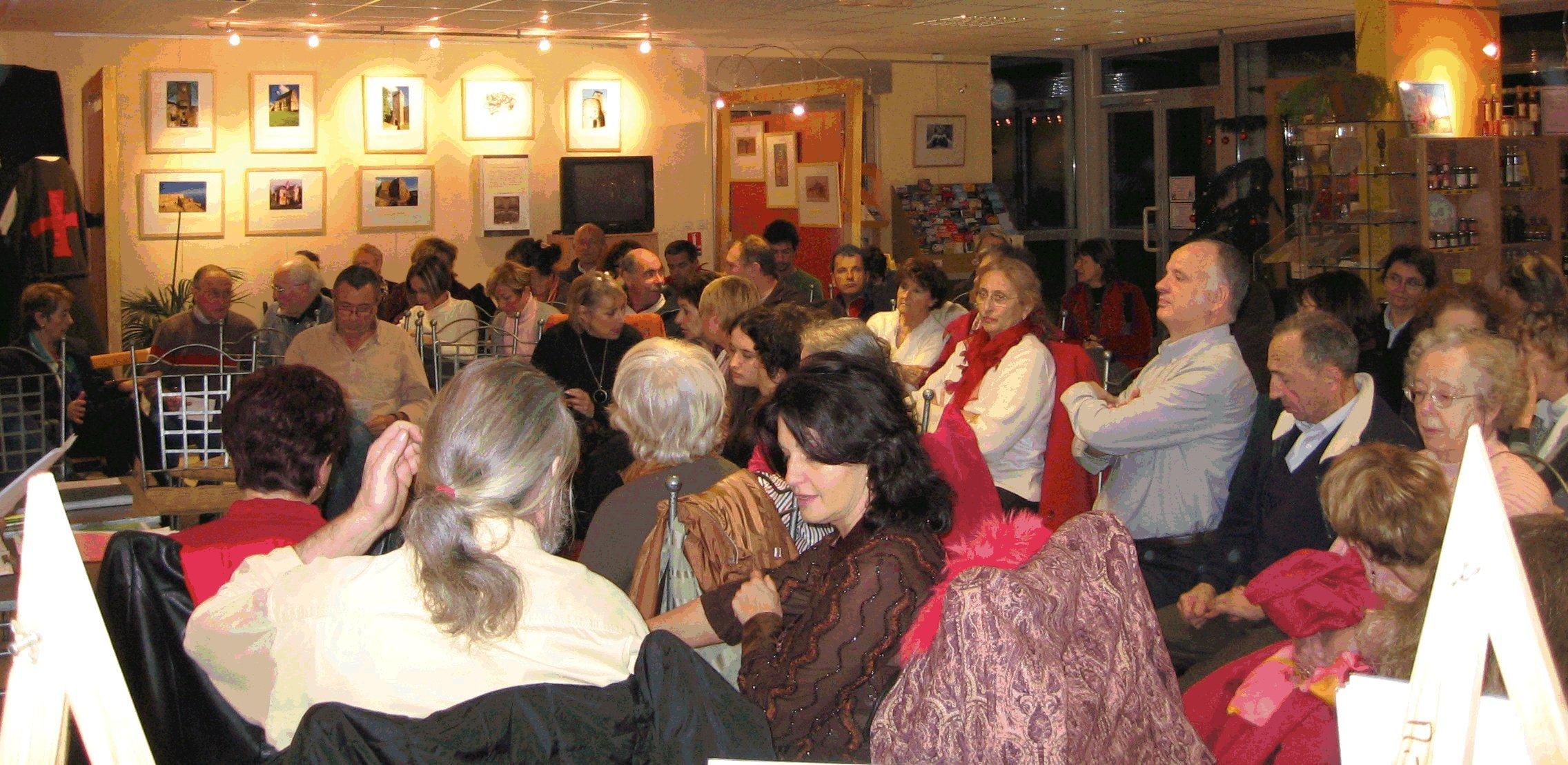 Café Philo Sophia - Maison du Malpas - Colombiers (34)